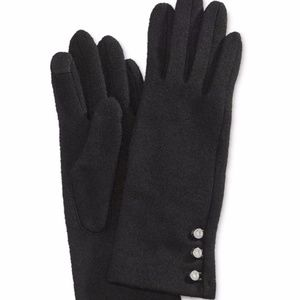 RALPH LAUREN wool touch screen gloves NWT
